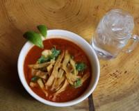 La soupe mexicaine