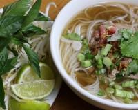 La célèbre soupe vietnamienne